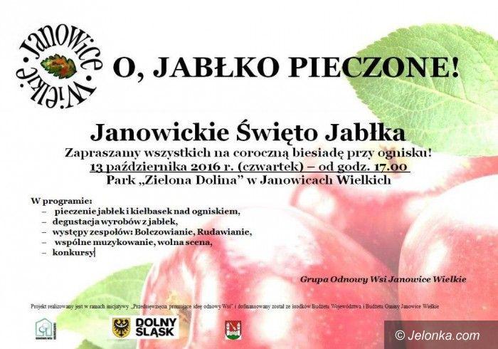 Region: Wielka biesiada z pieczonym jabłkiem