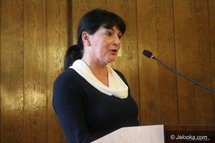 Jelenia Góra: Alicja Dusińska radną Rady Miejskiej