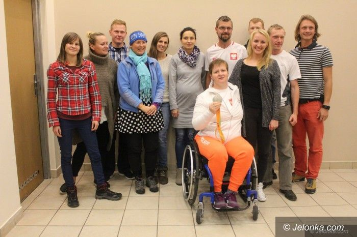 Jelenia Góra: Pasja zaowocowała medalem olimpijskim