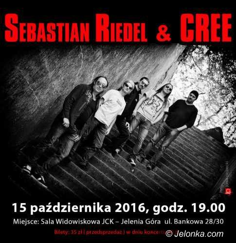 Jelenia Góra: Cree & Sebastian Riedel w JCK – w sobotę!
