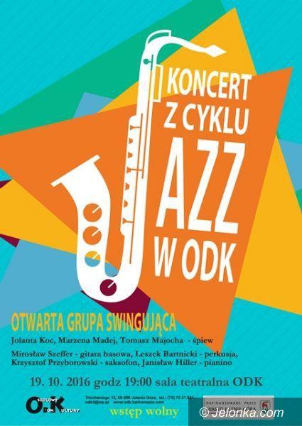 """Jelenia Góra: Koncert z cyklu """"Jazz w ODK"""""""