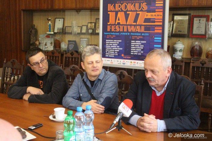 Jelenia Góra: Nadchodzi Krokus Jazz Festiwal!