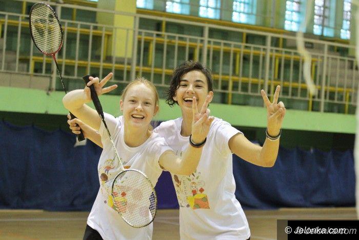 Jelenia Góra: Szkolny turniej badmintona. Wczoraj grali gimnazjaliści