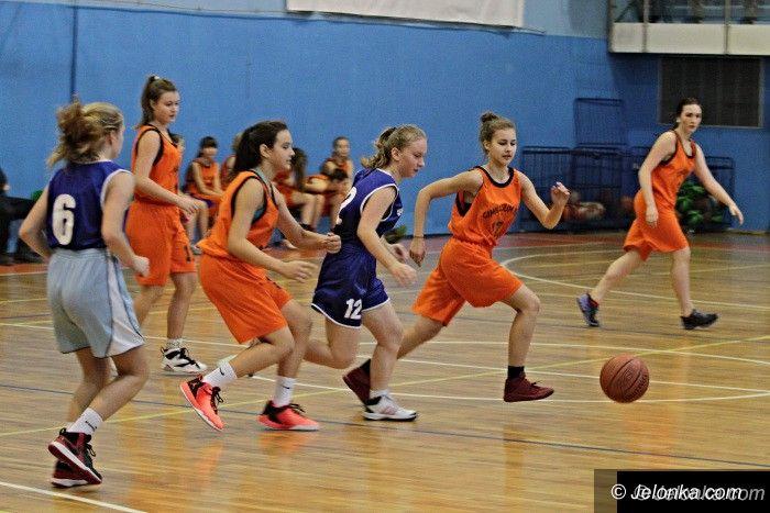 Jelenia Góra: Turniej koszykówki dla gimnazjalistów