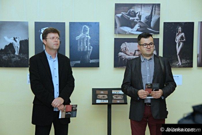 Jelenia Góra: Fotografia aktu w Galerii SKENE