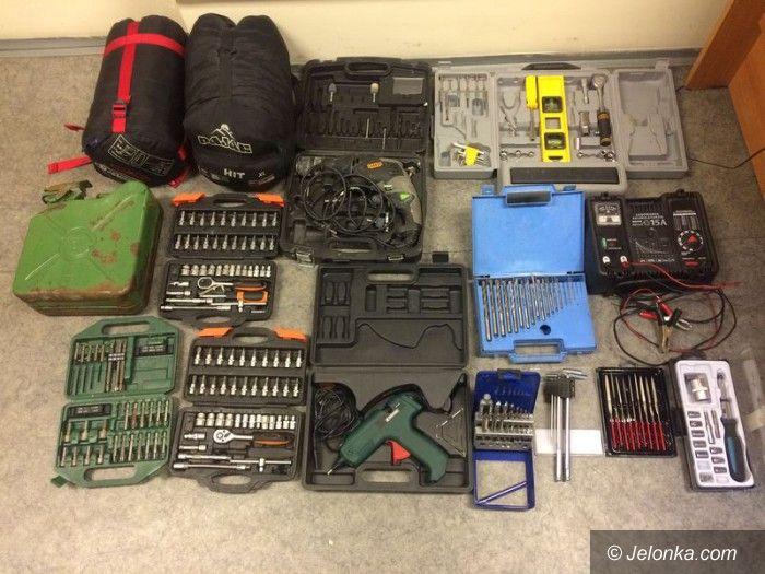 Jelenia Góra: Miał w domu narkotyki i rzeczy z kradzieży