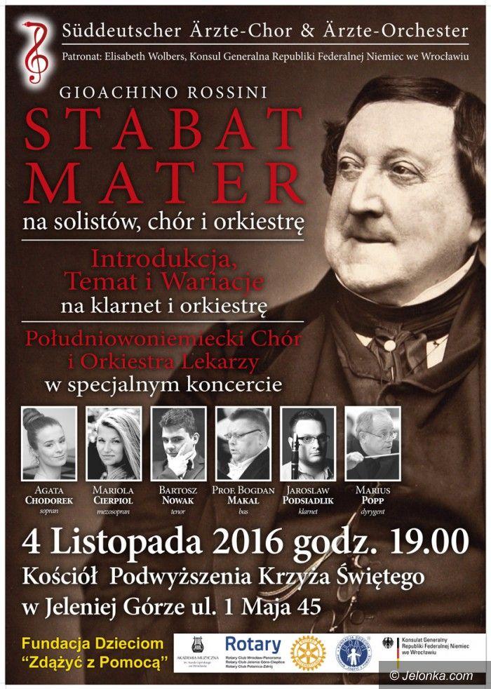 Jelenia Góra: Koncert dla Romana już w piątek
