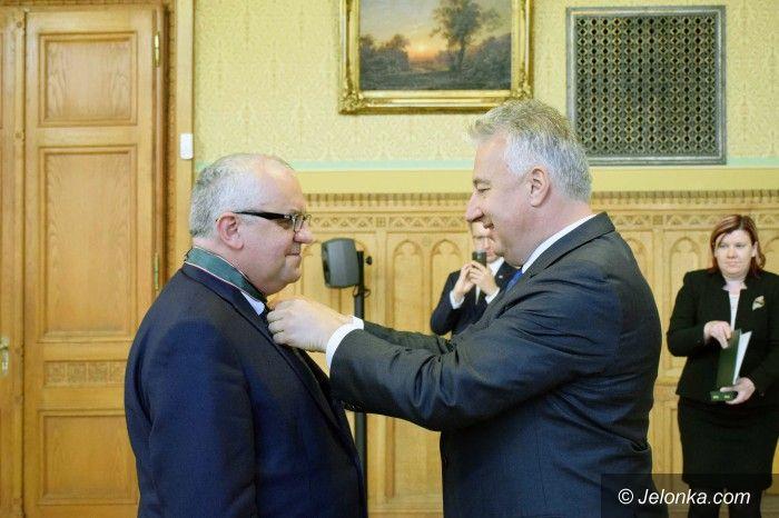 Europa: Krzyż Orderu Węgier dla Adama Lipińskiego
