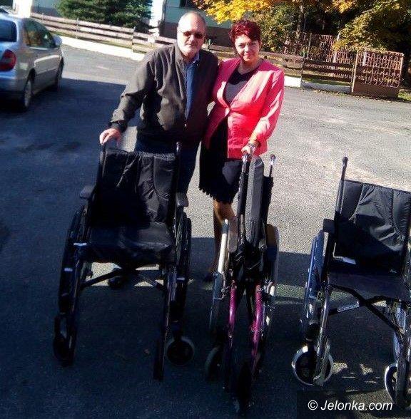 Janowice Wielkie: Pomoc dla niepełnosprawnych