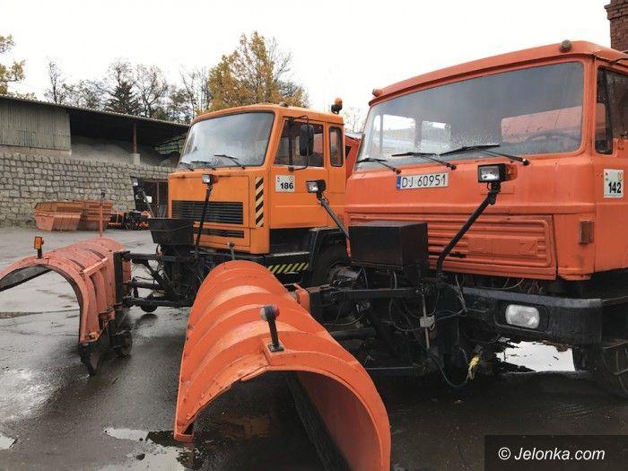 Jelenia Góra: MPGK: Zima nie zaskoczy