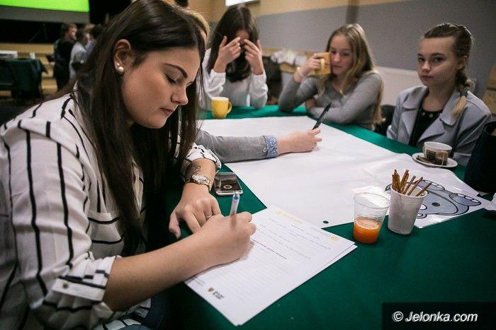 Kowary: Młodzi z powiatu o swoich potrzebach