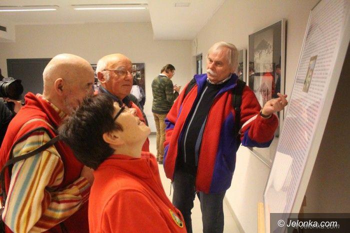 Jelenia Góra: Na początek jubileuszu PTTK – wernisaż