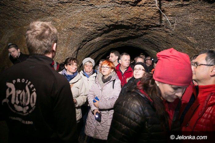 """Jelenia Góra: Tłumy w podziemiach na """"Miedziance"""""""