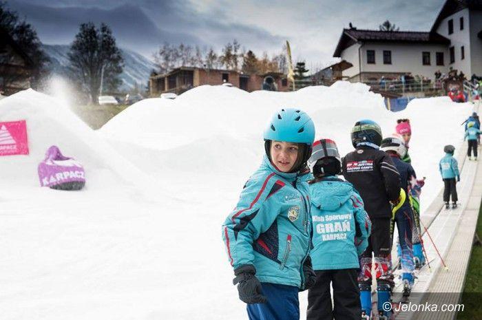 Karpacz: W Karpaczu rozpoczęli sezon zimowy