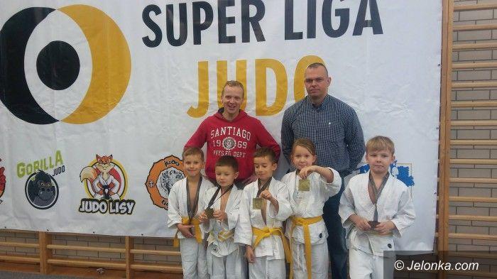 Kobierzyce: Udany występ naszych judoków w Kobierzycach