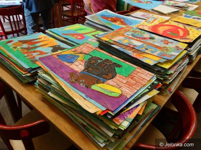 Jelenia Góra: Malowane wiersze Brzechwy w MDK (foto)