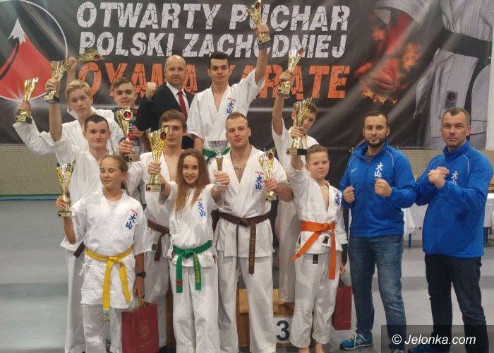 Nowogród Bobrzański: 10 medali Jeleniogórskiego Klubu Oyama!