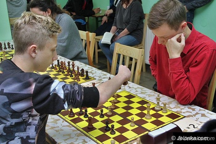 Jelenia Góra: Turniej szachowy szkół ponadgimnazjalnych