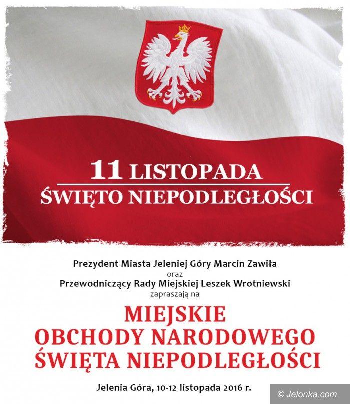 Jelenia Góra: Święto Niepodległości – będzie się działo!