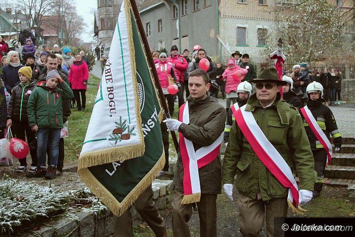 Szklarska Poręba: Dzień Niepodległości pod Szrenicą