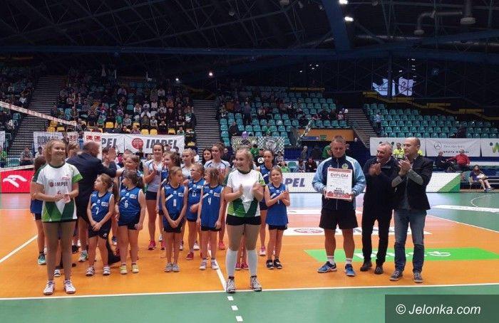 Wrocław: Wielkie wyróżnienie dla janowickich siatkarek!