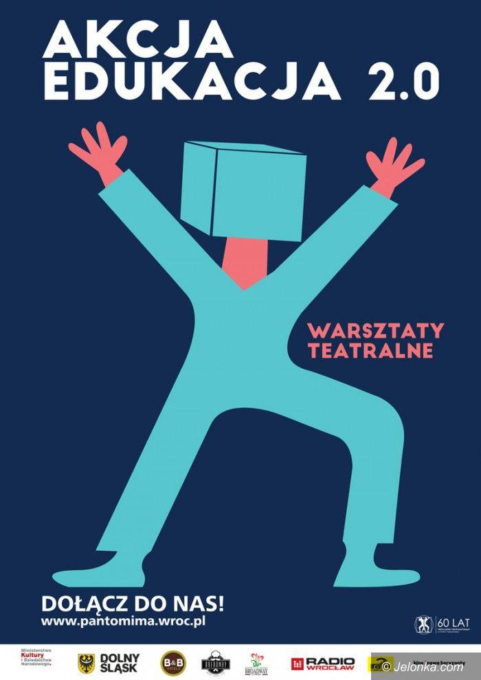 Jelenia Góra: Darmowe warsztaty pantomimy dla szkół