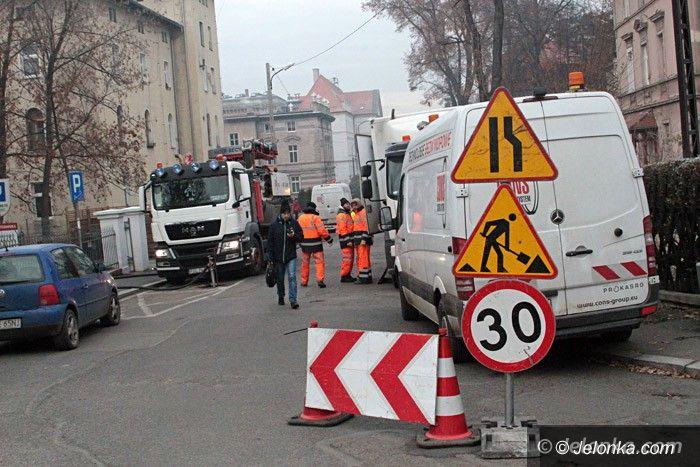 Jelenia Góra: Naprawiono kanalizację na Grottgera