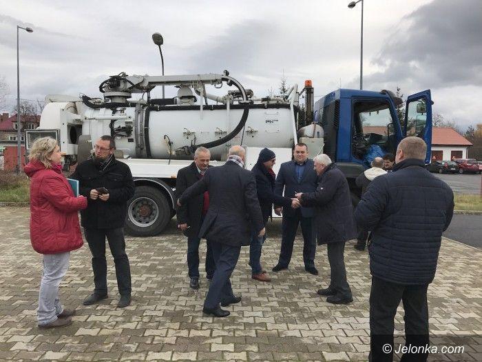 Jelenia Góra: Dar dla zaprzyjaźnionej firmy z Ukrainy