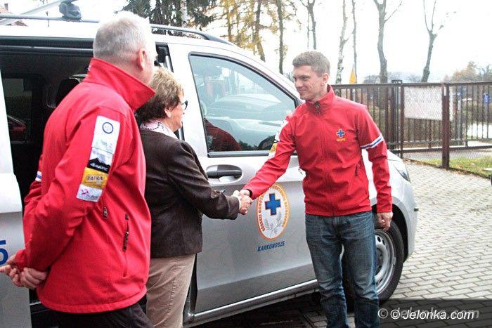 Region: Nowy samochód dla jeleniogórskiego GOPR–u