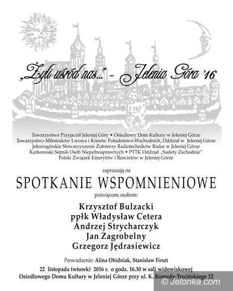 Jelenia Góra: Spotkanie wspominkowe już dzisiaj w ODK
