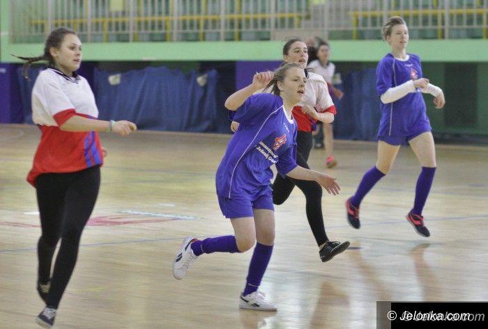 Jelenia Góra: Turniej futsalu  dla Gimnazjum Nr 4