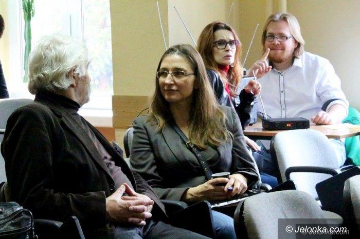 Jelenia Góra: W KPSW dyskutowali o cudzoziemcach