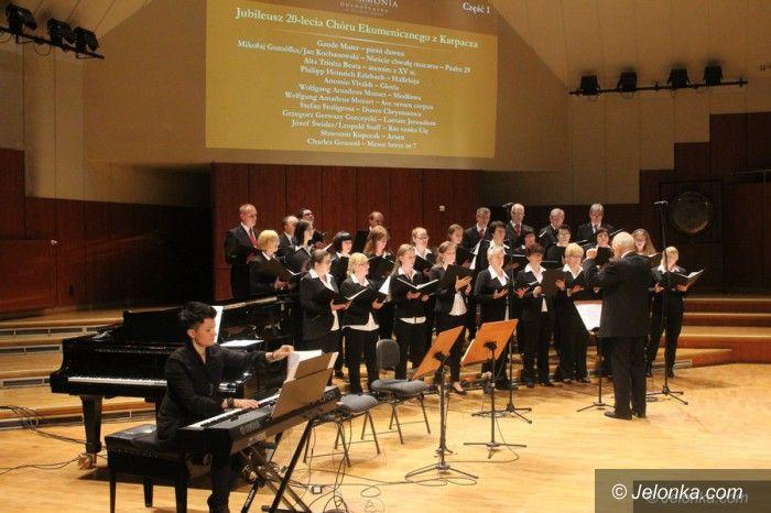 Jelenia Góra: Koncert z okazji 20–lecia Chóru Ekumenicznego