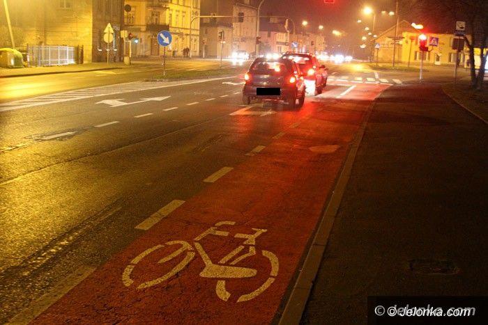 Jelenia Góra: Drogie bezpieczeństwo cyklistów