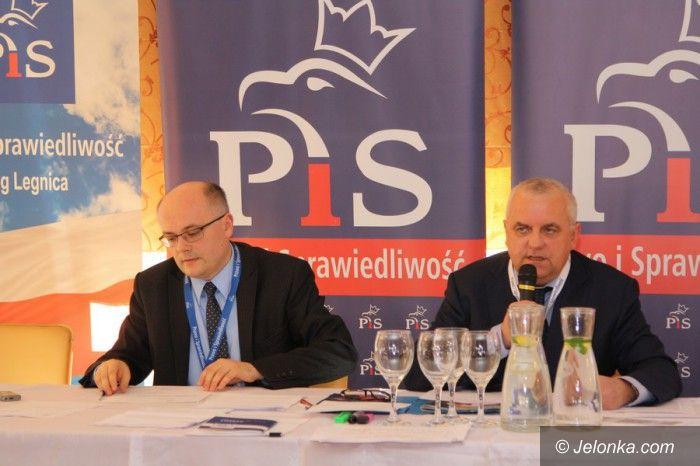 Region: Adam Lipiński szefem okręgu