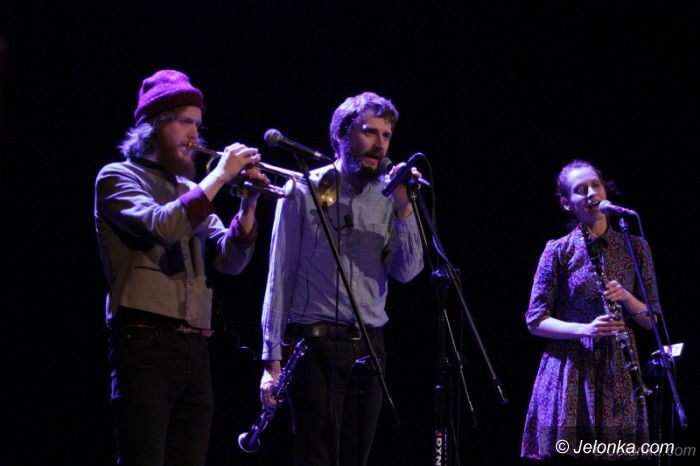 Jelenia Góra: Koncert Kapeli Timingeriu w Teatrze Animacji