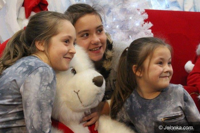 Jelenia Góra: Mikołajkowa zabawa w Galerii Sudeckiej