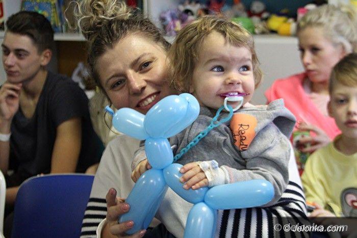 Jelenia Góra: Przywrócili uśmiech chorym dzieciom