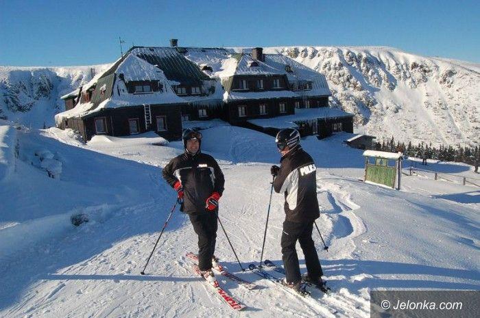 Region: Ruszają policyjne patrole narciarskie