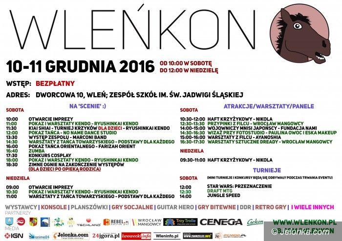 Region: WleńKon – impreza dla każdego już w sobotę