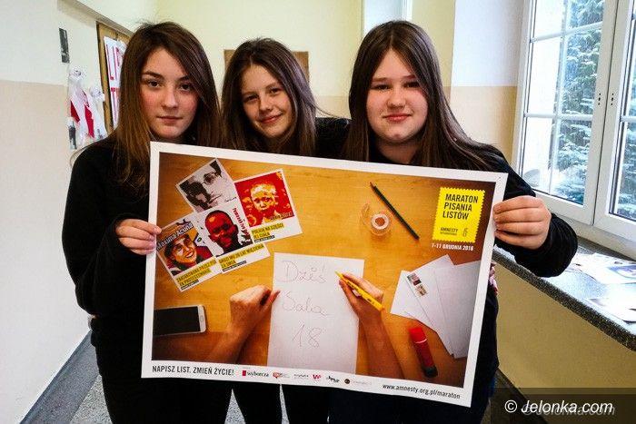 """Kowary: """"Lem"""" w obronie praw człowieka"""