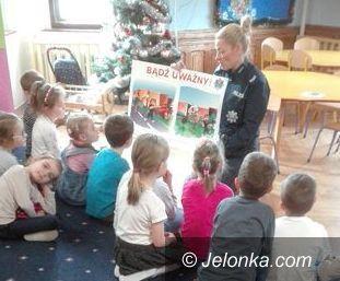 Jelenia Góra: Policjanci u dzieci z programem Alfa