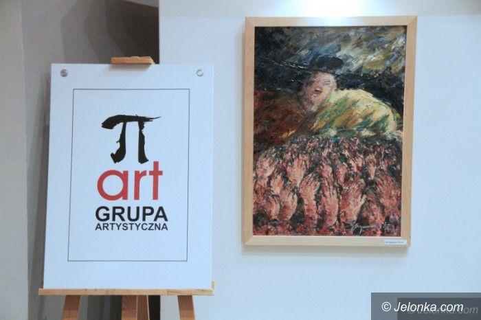 """Piechowice: Emocje Grupy Artystycznej """"π Art"""""""