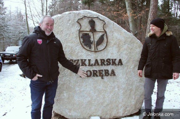 Szklarska Poręba: Granitowe witacze w Szklarskiej Porębie