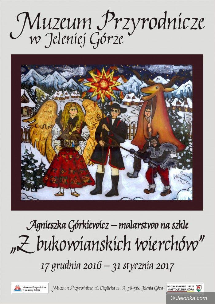 """Jelenia Góra: """"Z bukowiańskich wierchów"""" w Muzeum Przyrodniczym"""