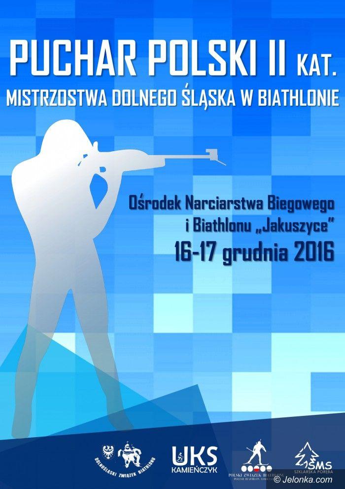 Polana Jakuszycka: Młodzi biathloniści powalczą o medale