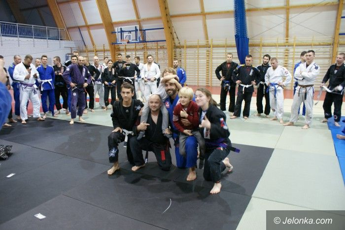 Jelenia Góra: Jiu jitsu na światowym poziomie w Mechaniku