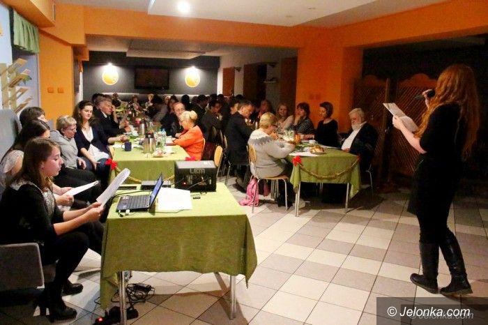 Jelenia Góra: Świąteczne spotkanie studentów i wykładowców