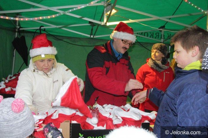 Kowary: Najazd Świętych Mikołajów na Kowary