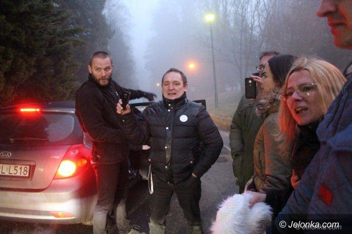 Jelenia Góra: Niespokojnie po wizycie minister Zalewskiej